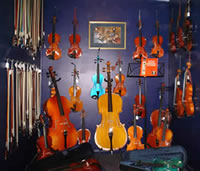 Strings, Reeds & Accessories